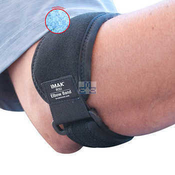 Elbow band Imak : proven ease of use