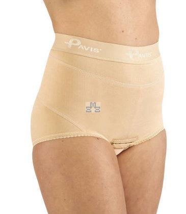 Female inguinal hernia panties Erniablock Lady-672 47,95€ Free pads*