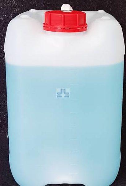 Handgel 10 liter bus vloeibare alcogel 80% 99,90€. Antibacteriële gel voor handen en oppervlaktes