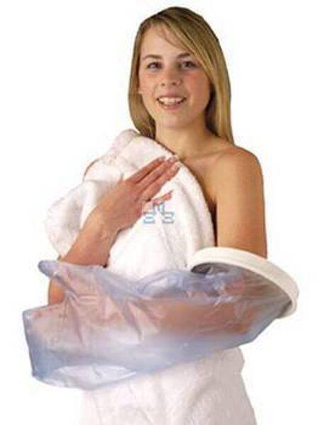 Gips beschermhoes onderam volwassenen 12,85€ Douchehoes bescherming gipsarm tijdens douchen