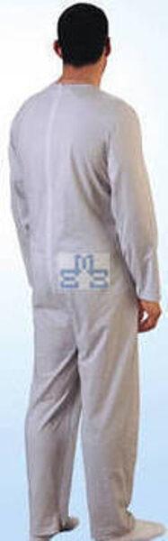 Incontinence onesie male Alzheimer dementia 35,49€ 42,49$ w/ back zipper