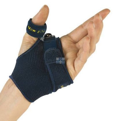 Bilateral thumb brace Rizofix New Edge Pavis